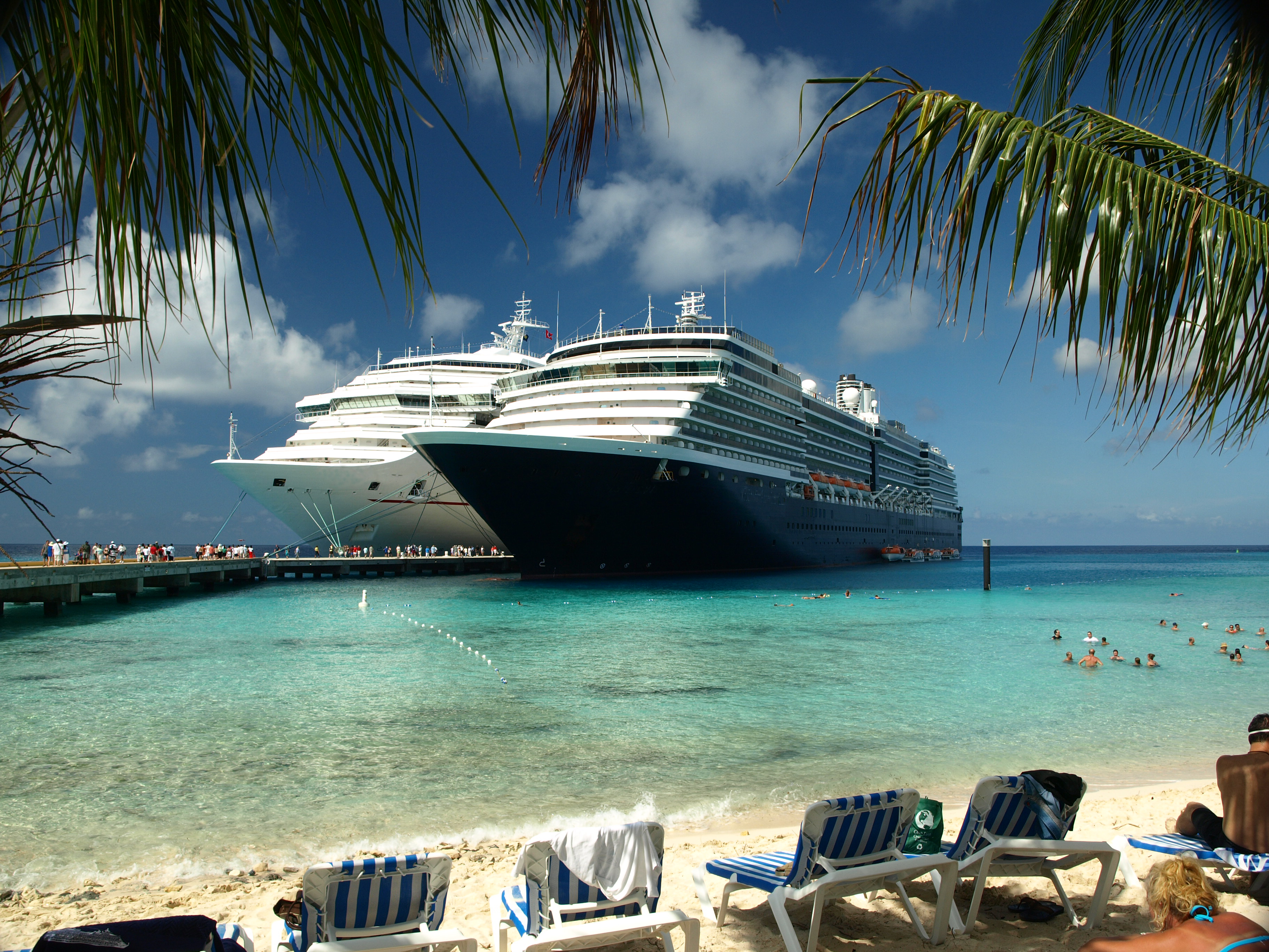Cruise Ship Vacations with Sealand Travel Club